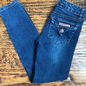Girl's Hudson Skinny Jeans